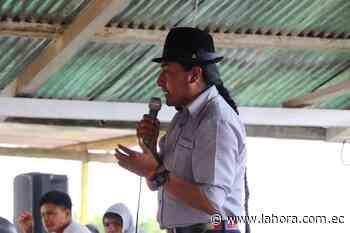 El poder de convocatoria de Leonidas Iza no tiene alcance nacional - La Hora (Ecuador)