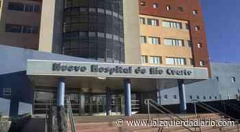 """""""La capacidad original que tenía el hospital está totalmente superada desde hace 15 días"""" - La Izquierda Diario"""