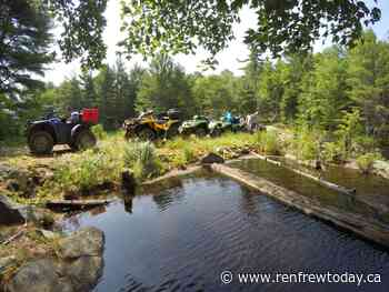 Petawawa man faces compound charges following ATV incident - renfrewtoday.ca