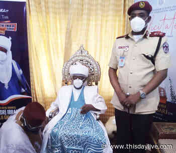 Emir of Ilorin Reiterates Arming FRSC - THISDAY Newspapers