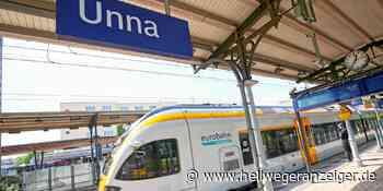 Fast einen Monat lang: Zugausfälle in Unna und Holzwickede - Hellweger Anzeiger