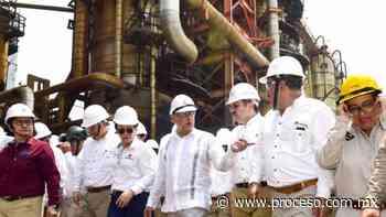 López Obrador denuncia sabotaje en la refinería de Salina Cruz, Oaxaca - Proceso