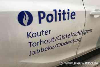 Auto zwaar aangepakt door vandalen en vol schunnige teksten beklad - Het Nieuwsblad