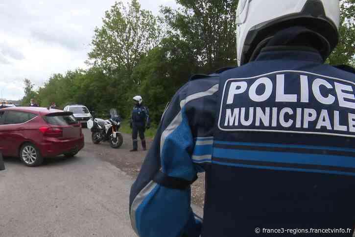 À Creil, deux policiers municipaux renversés volontairement par un automobiliste - France 3 Régions