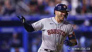 Blue Jays thumped by Astros as Correa cranks pair of home runs