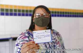 Igarassu continua com a imunização contra Covid-19 nesta quinta-feira - Diário de Pernambuco