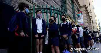 San Justo: La UEPC solicita suspender las clases presenciales - Vía País