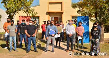 Entregaron tarjetas Santa Fe Más a jóvenes del departamento San Justo – El Santafesino - El Santafesino