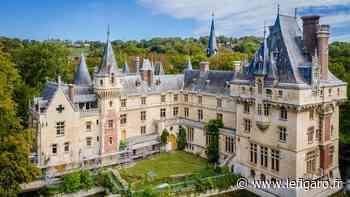 Patrimoine: sauver le château des Barbouzes de Vigny REPORTAGE - Le Figaro