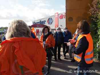 Le Carrefour d'Epernay épinglé pour son manque de transparence - L'Union