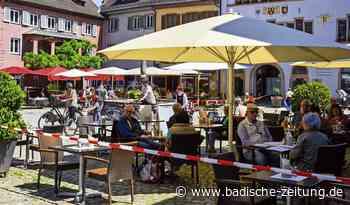 Erste Lichtblicke dank vieler Tests - Bad Krozingen - Badische Zeitung