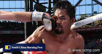 Manny Pacquiao faces fight of his life – but it won't be in the boxing ring - South China Morning Post