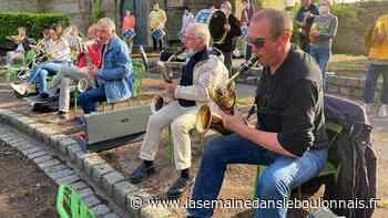 Le jardin du musée de Bergues comme lieu de répétition - La Semaine dans le Boulonnais