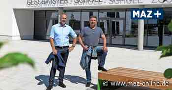 Zossen: Schulcampus Dabendorf wird die modernste Schule in Brandenburg - Märkische Allgemeine Zeitung