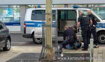 Gesuchter Straftäter in Rheinstetten von Polizisten gefasst! - Karlsruhe Insider