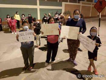 SMP: vecinos del jirón Pacasmayo denuncian estar sin luz por tres días - ElPopular.pe