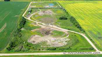 Tisdale Regional Landfill project almost finished - northeastNOW