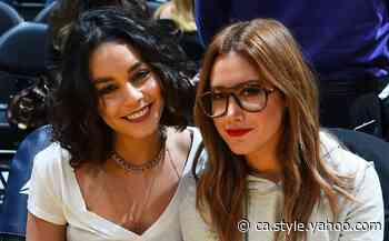Ashley Tisdale's Daughter Finally Met Aunt Vanessa Hudgens, and the Photos Will Make You Melt - Yahoo