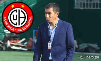 Paul Cominges fue oficializado como entrenador de Unión Huaral - Libero.pe