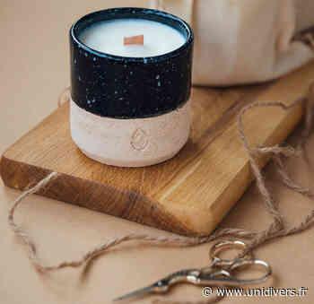 Atelier « création de bougies parfumées » Maison du lien social mardi 15 juin 2021 - Unidivers