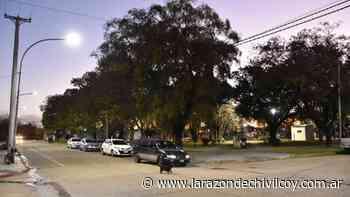 El barrio de la plaza Florencio Varela completó el circuito - La Razon de Chivilcoy