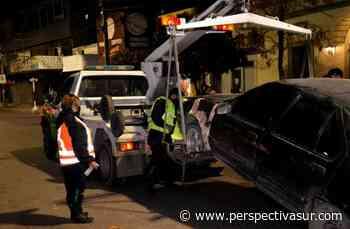 Operativo de seguridad en Florencio Varela: secuestraron 7 autos y 2 motos - Perspectiva Sur