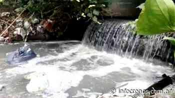 Denuncian cataratas de materia fecal que atraviesa todo Florencio Varela - Cronos noticias