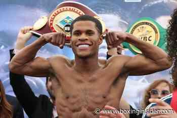 Is Devin Haney The Best Lightweight In The World? | BoxingInsider.com - BoxingInsider.com
