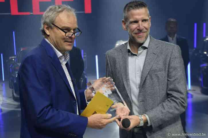 Volvo Sterckx-De Smet verkozen tot Fleet Dealer of the Year