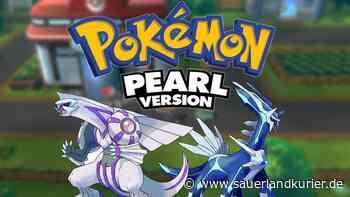 Pokémon Diamant und Perl Remake: Release-Datum steht fest - SauerlandKurier