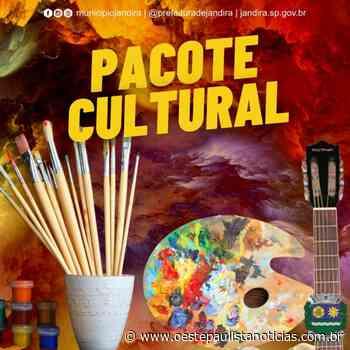 Prefeitura de Jandira lança oficinas de Artes – Oeste Paulista - Portal Oeste Paulista