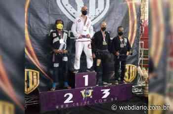 GCM de Jandira é campeão Paulista de Jiu-Jitsu - WebDiario