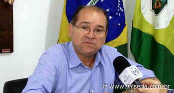 Prefeito do Crato tem sua imagem utilizada em conta falsa no WhatsApp - Site Miséria