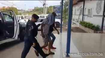 Aprehenden a hombre implicado en homicidio ocurrido en Arraiján [Video] - Crítica Panamá