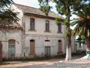 Primeira Estação Ferroviária de Dom Pedrito pode ser tombada com patrimônio histórico-cultural - Qwerty Portal