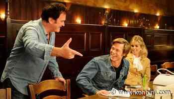 Quentin Tarantino va publier son premier roman - Konbini France