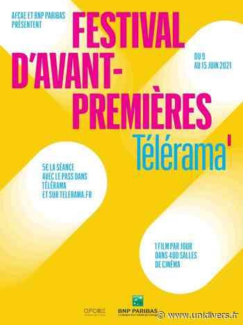 Festival d'avant-premières – Télérama Mairie de Colomiers mercredi 9 juin 2021 - Unidivers