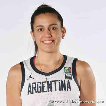 La juninense Macarena Rosset en la selección argentina que participará del torneo AmeriCup - Diario Democracia