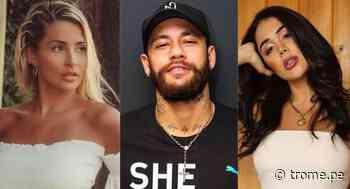 Macarena Gastaldo confiesa que Neymar la bloqueó de Instagram por culpa de 'La Chama' - Diario Trome