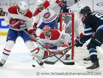 Carey Price perfect as Canadiens win Game 2 against Jets - Fort Saskatchewan Record