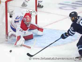 Liveblog: Lehkonen returns for Game 2 between Habs and Jets - Fort Saskatchewan Record