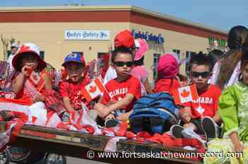 "Fort Saskatchewan prepares ""reverse"" Canada Day parade - Fort Saskatchewan Record"