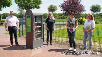 """Mini-Bibliothek bietet """"Literatur to go"""" am Dorfhaus in Stadt - kreiszeitung.de"""