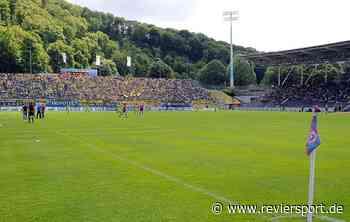 Wegberg-Beeck - RWE: Appell an die Zuschauer, WSV - BVB II vor Fans - RevierSport