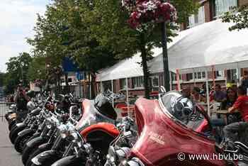 Door corona ook dit jaar geen Harleytreffen in Leopoldsburg - Het Belang van Limburg
