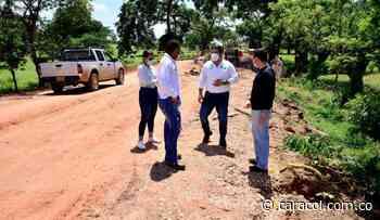 Inició fase técnica para contratar vía Barranco de Yuca - Tacasaluma - Caracol Radio
