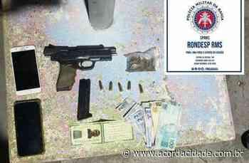 Líder de organização criminosa em Candeias é localizado - Acorda Cidade