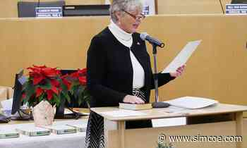 Innisfil councillor Carolyn Payne taking three-month medical leave of absence - simcoe.com