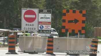 Barrie, Innisfil and Orillia top CAA's list of worst roads - CTV Toronto