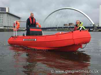Glasgow Royal Humane Society launches new boat on River Clyde - Glasgow Times